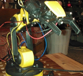 Robotic Arm with USB PC Interface Review